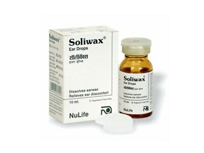 Ear wax, anti fungal and antibacterial removal drops ( 10 ml X 1 )