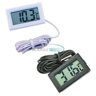 LCD Digital Thermometer for Fridge/Freezer/Aquarium/FISH TANK Temperature MF