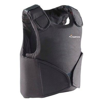 New Junior Safety Children's Horse Pony Riding Body Vest Foam Protector - Black