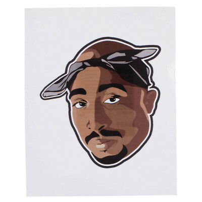 GET IT NOW 2 Pac Sticker in Brown