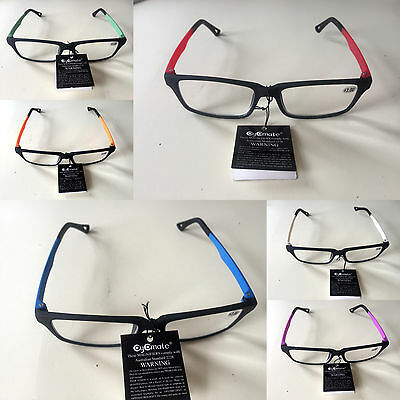New Fashion Adults Womens Mens Australian Standard Reading Glasses +1.0~+3.5