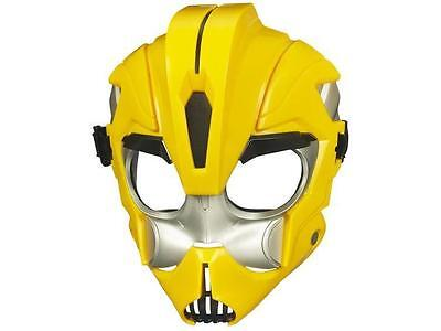 Transformers Bumblebee Face Mask Dress Up Costume Autobot  Mask