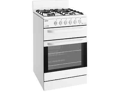 New Chef - Cfg503Wa - 54Cm Freestanding Gas Cooker