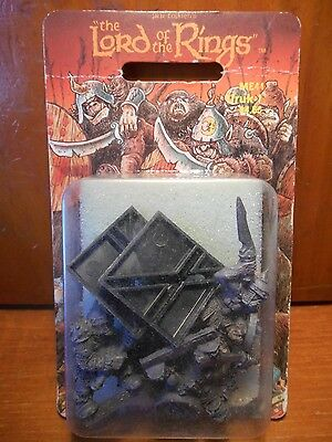 Urukhai Citadel Middle-earth blister lord of the rings games workshop