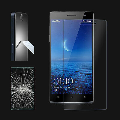 Premium Tempered Glass Film Screen Protector for Oppo Find 7 7a X9007 X9067