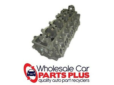 Mazda Bravo Ford Courier Wl Turbo New Cylinder Head Bare Aft