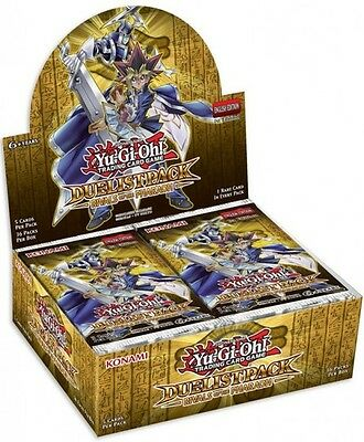 Yu-Gi-Oh! TCG Rivals of the Pharaoh Duelist Pack Booster Display