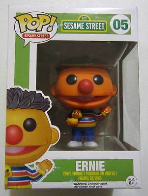 Ernie - Funko POP! Vinyl Sesame Street - 05 -  New Pop