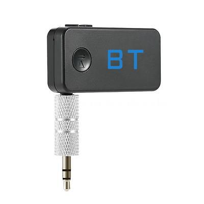 Wireless Bluetooth 4.1 Transmitter &Splitter A2DP Audio Adapter Player Aux 3.5mm