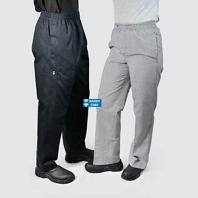 Premium Quality Chef Pants X 2 Pack for $ 75 - Free Cap -Most Durable Chef Pants