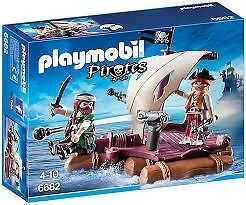 PLAYMOBIL Barcaza Pirata