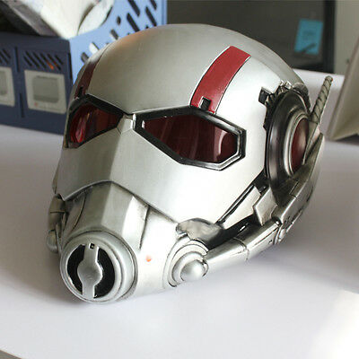 Ant Man Helmet Newest Movie Ant-man Cosplay PVC Full Head Mask Adults