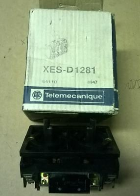 Telemecanique Contact Block XES-D1281