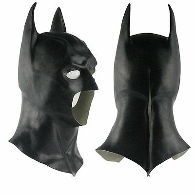 The Movie Batman V Superman: Dawn Of Justice Wayne Cosplay Full Face Latex Mask