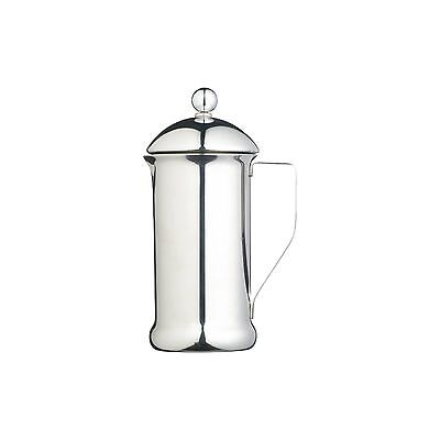Le'Xpress 3 Cup Single Walled Stainless Steel Cafetiere
