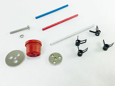 RC Gas Plane Fluorous Rubber Fuel Plug Tank Set for Gas Engines
