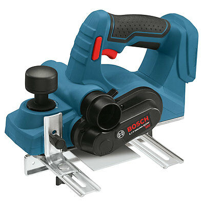 Bosch PLH181B 18-Volt 3-1/4-Inch High-Performance Ratcheting Planer - Bare Tool