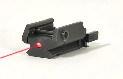 263877 - Micro Laser, Visée Airsoft, Viseur POINT ROUGE RED DOT SWISS ARMS