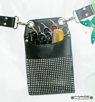 Macs Hair Dressers Scissors Holder Holster /Pouch For Multi & Personal Use-171