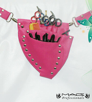 Macs Hair Dressers Scissors Holder Holster /Pouch For Multi & Personal Use-177