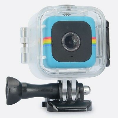 45M Waterproof Dustproof Housing Protective Case For Polaroid Cube Cube+ Camera