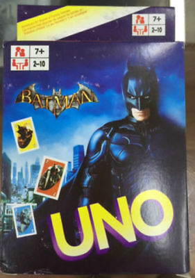 DC Batman UNO Cards Game Card Collection Cards