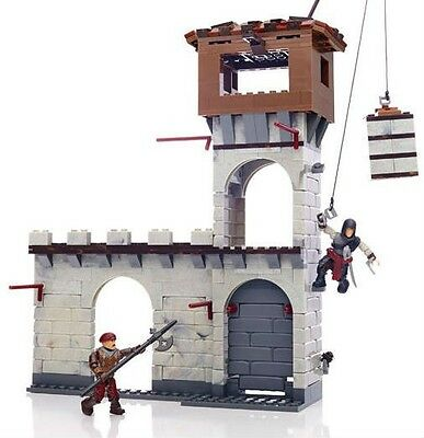 MEGA BLOKS Assassin's Creed Ataque a la Fortaleza