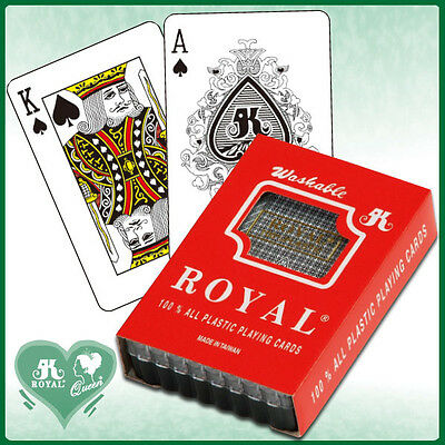 Playing Cards Plastic Decks Card Games Deck Waterproof