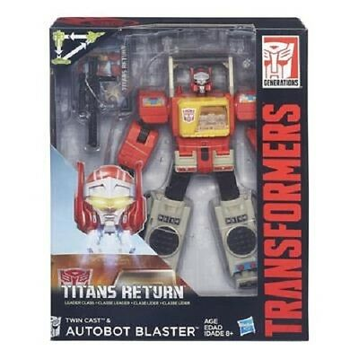 New Hasbro Transformers Titans Return Autobot Blaster B5613
