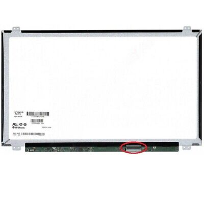 "N156BGE-L41 rev.C5 Display LCD Schermo 15,6"" LED Slim 1366x768 40 pin"