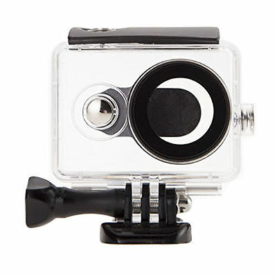 Xiaomi Yi Action Camera 40m Underwater Waterproof Protective Housing Case Black