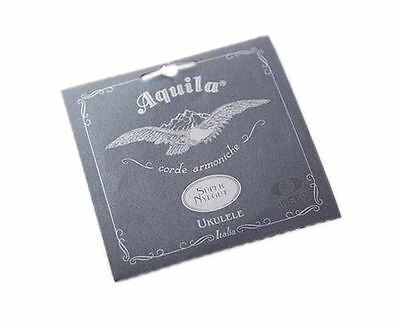 Aquila Aq-107U Super Nylgut Tenor Low G Ukulele Strings
