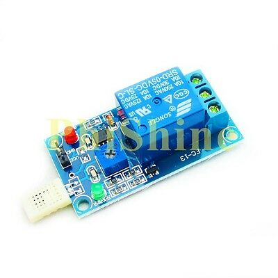 Humidity Switch Relay Module Humidity Control Switch Module 5V