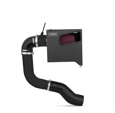 Mishimoto Performance Air Intake, Wrinkle Black - WRX 2015+