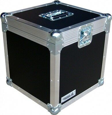 Mirror Ball Disco Swan Flight Case Road Cable Trunk (Hex)