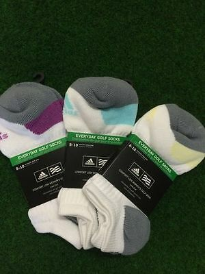 Adidas Comfort Low Damen Golf Socken UVP € 7,00