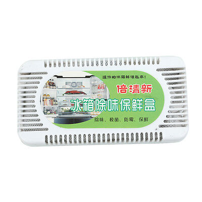 Hot Fridge Air Purifier Activated Bamboo Charcoal Deodorant Box Smell Remover