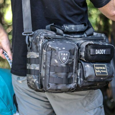 The Deuce Diaper Bag 2.0 | Tactical Baby Gear