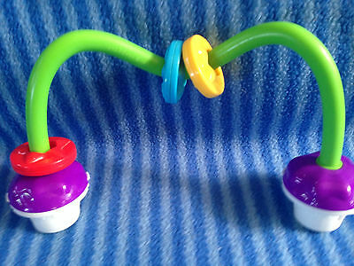 Baby Einstein Rhythm of the Reef Exersaucer Spinning Disc Toy Replacement Part