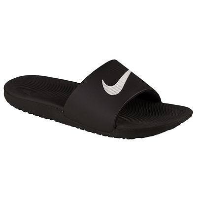 b7df79a1c424 Nike 832646 010 KAWA SLIDE Men s Sandal Black All Sizes