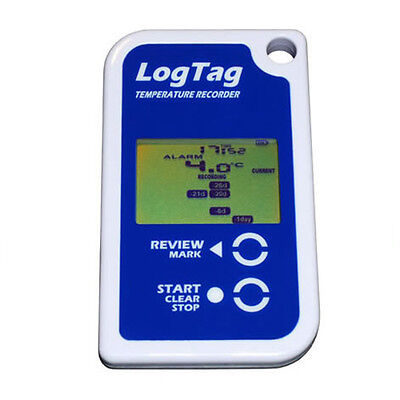 NEW  LogTag Temperature Recorder with Display (LOGDISP)