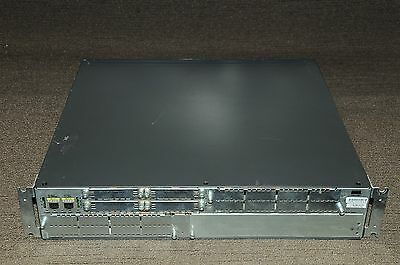CISCO2821 Router 256Flash/768Ram 15.1 IOS CCNA CCNP CCVP CCIE 180DayWty FreeShip