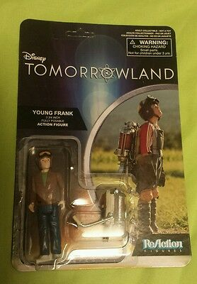 ReAction figures Tomorrowland Young Frank