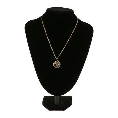 Women Charm Unique Tree of Life Pendant Sweater Chain Necklace Jewelry Gift