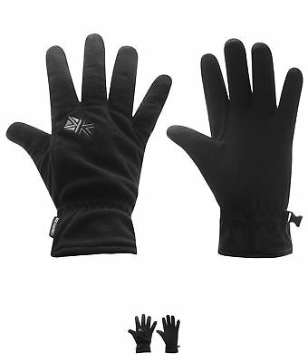 OCCASIONE Karrimor Hoolie Gloves Mens Black