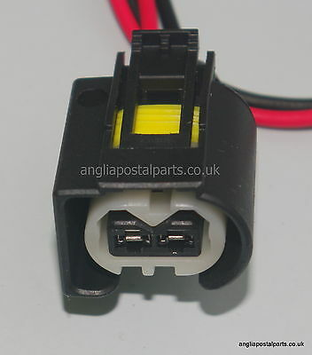 Tremendous Bmw Wiring Plug Connector 2 Pole With Pigtails 7508153 12527508153 Wiring 101 Capemaxxcnl
