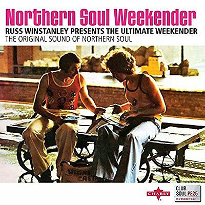 Club Soul: Northern Soul Weekender - New Vinyl Lp - Pre-Order