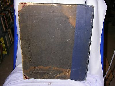 Atlas of Clare County Michigan Plat Book Genealogy Original