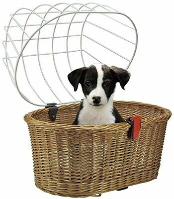 Klickfix Doggy Basket GTA Bicycle Bag ? Black ? M 0399 K