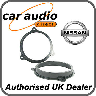 Connects2 CT25NS01 Nissan Micra / Almera Speaker Adapters 16.5cm